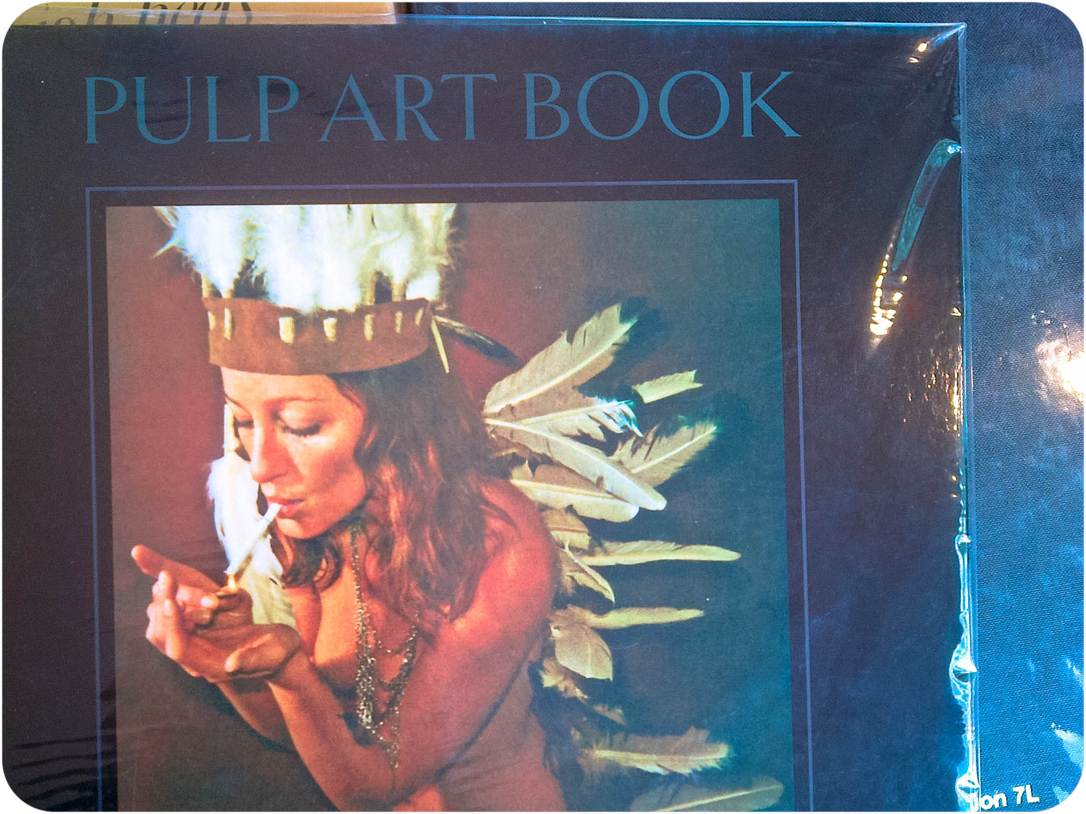 Artazart pulp art book