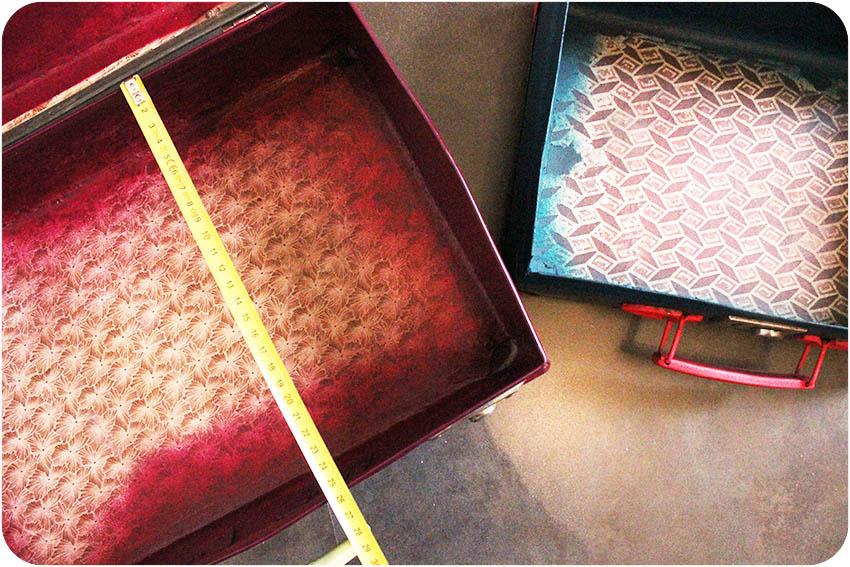 DIY valise 6