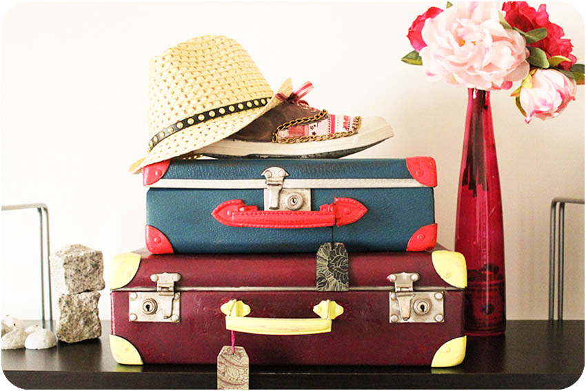 DIY valise 9