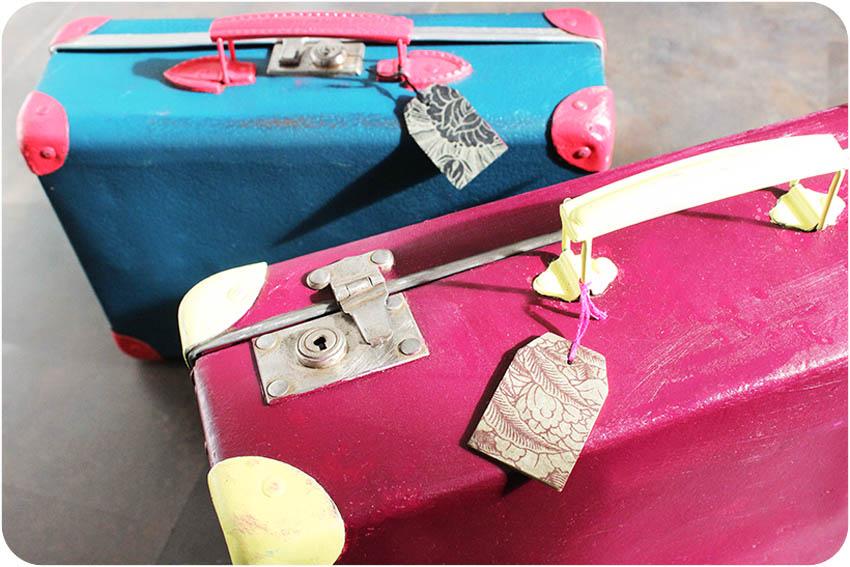 DIY valise