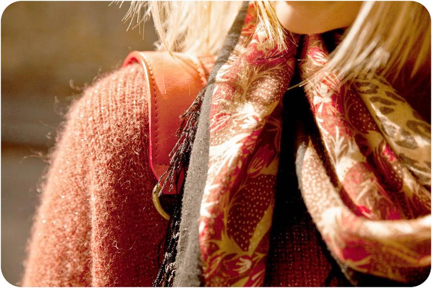 foulard tzigane H et M
