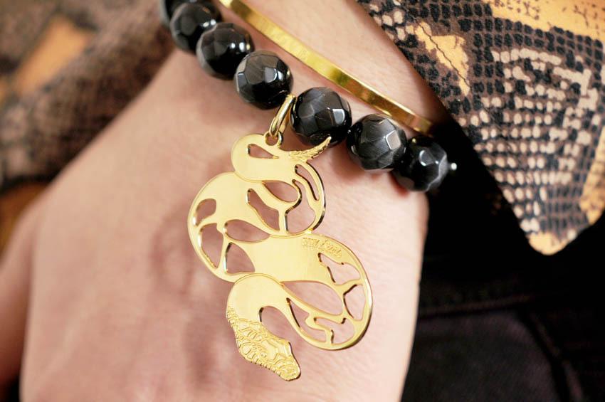 Rita et Zia bracelet serpent 2