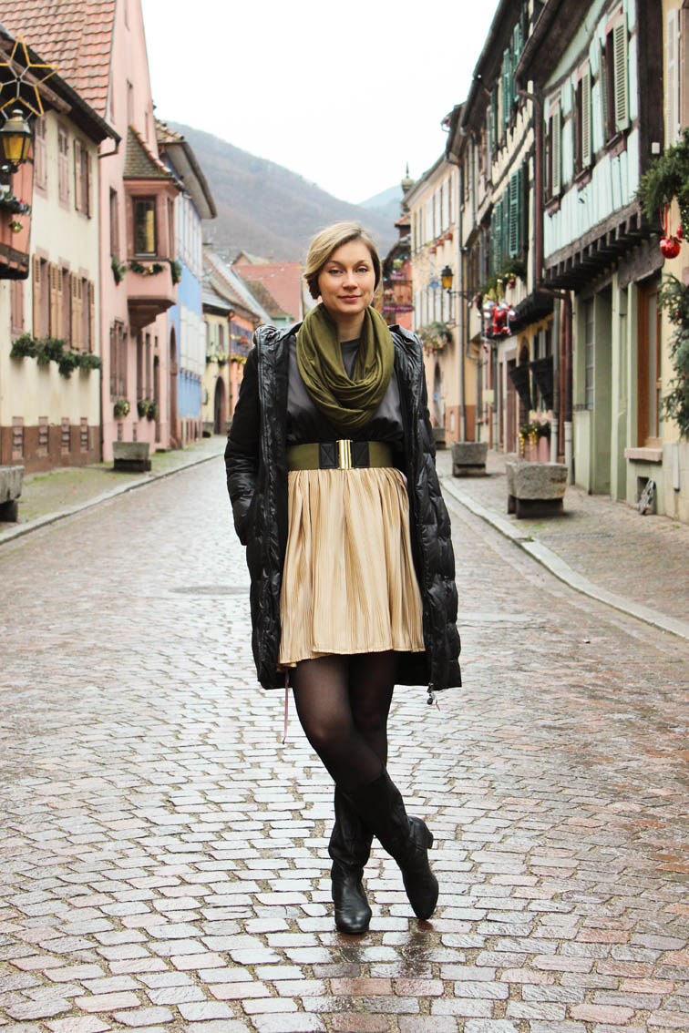 Blog mode artlex look Alsace village Kientzhiem