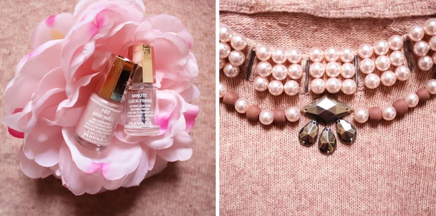 DIY customise ton pull avec des perles