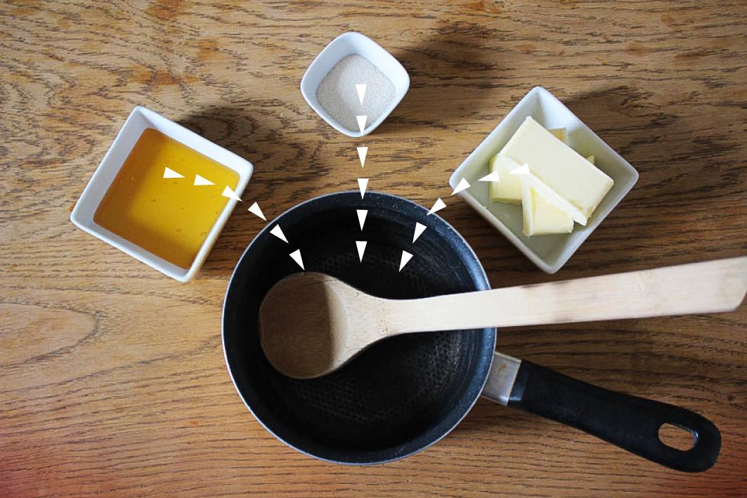 DIY barre de céréales maison