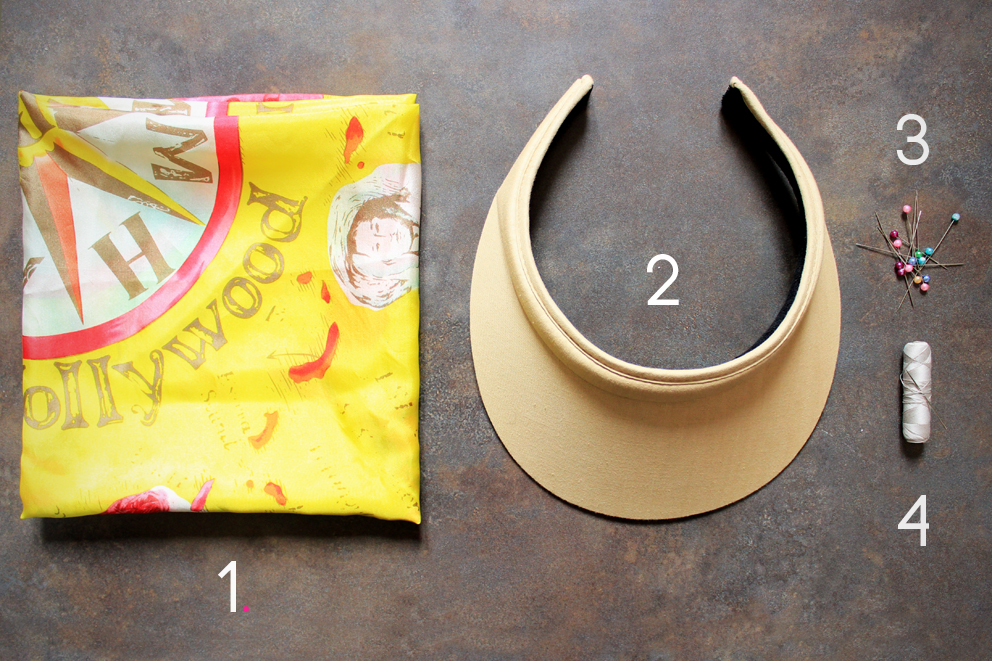 DIY casquette Kenzo 1