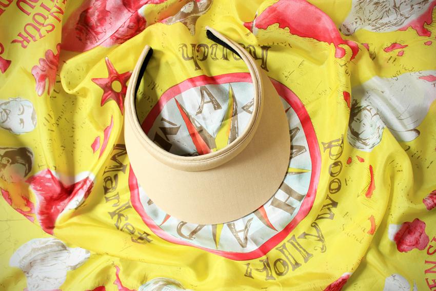 DIY casquette Kenzo 2