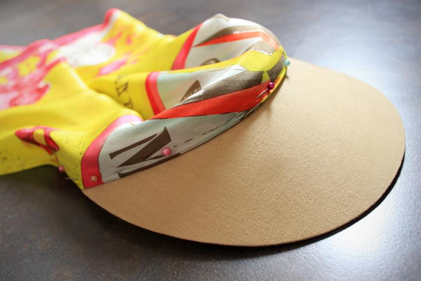 DIY casquette Kenzo 5