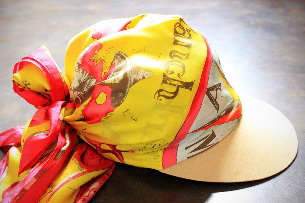 DIY casquette Kenzo 7