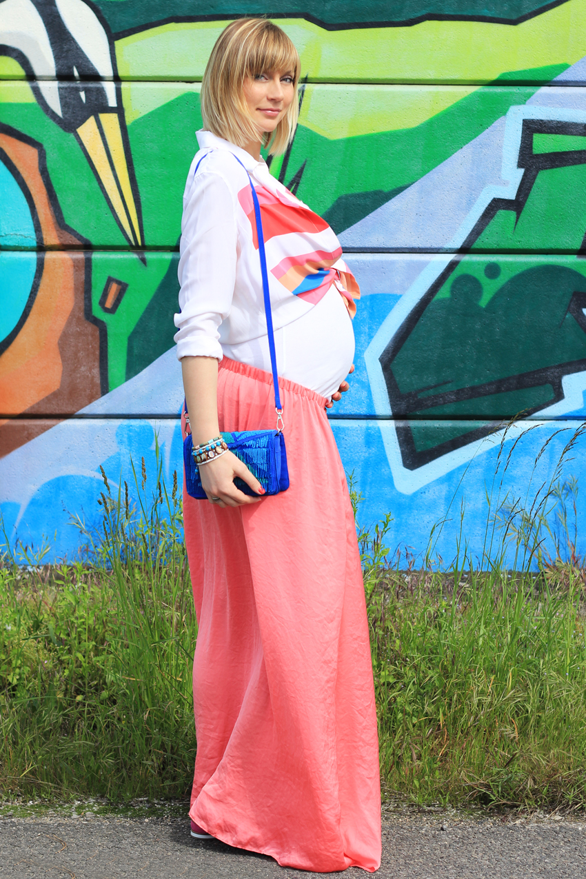 blogueuse artlex enceinte 6 mois