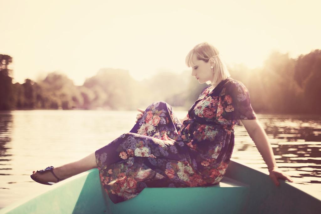 Blogueuse enceinte mode Artlex