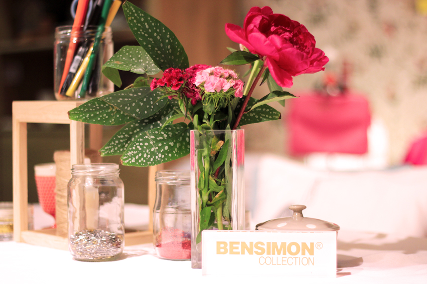 atelier DIY Bensimon