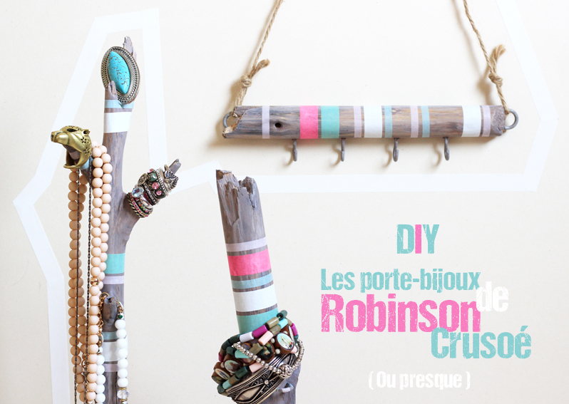 Turbo DIY porte bijoux - Blog DIY Artlex KN78