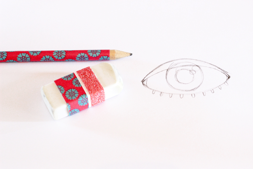 diy Kenzo eye Fall/Winter 2013