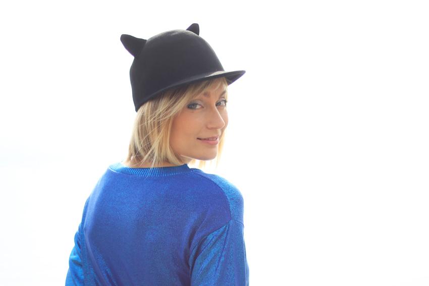 Chapeau oreilles chat