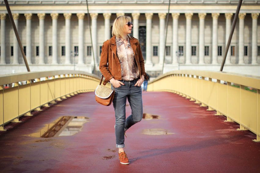 street look/blog mode/artlex/fashion/lyon/blogueuse/bloggeur/fashion blog/vintage/snake print/jean Levi's skinny/Dolfie/Da shoes