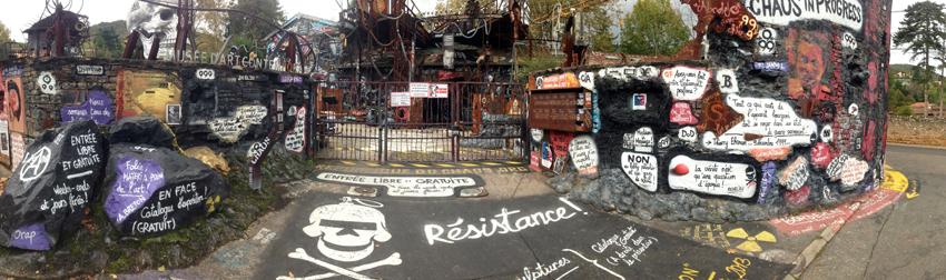 la demeure du chaos Lyon