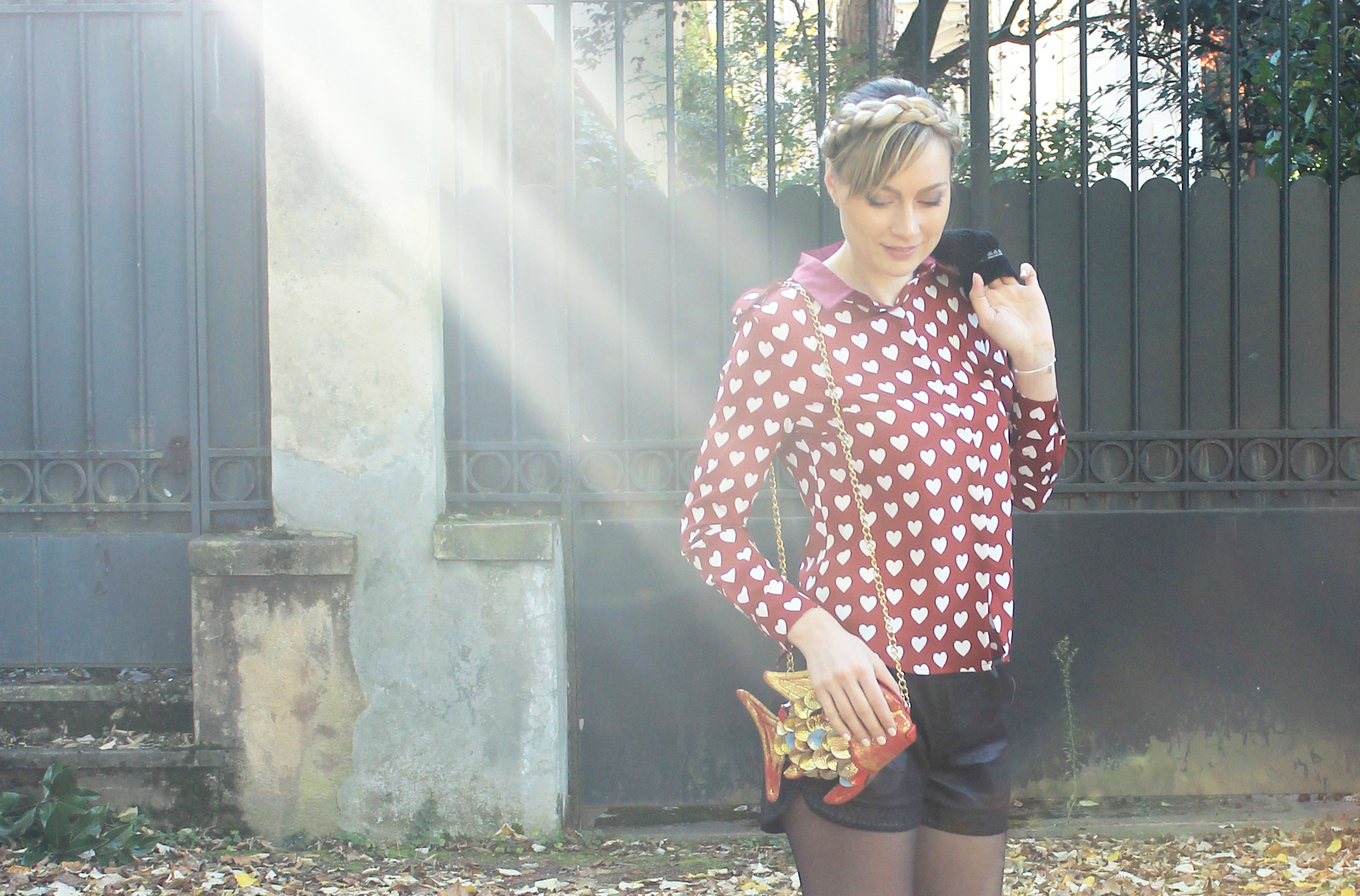 streetlook/fashionblogger/blog mode/Outfitoftheday