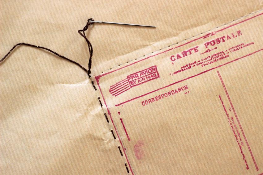 DIY paquet cadeau 3