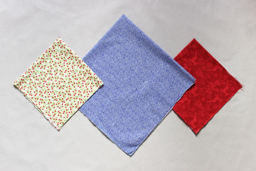 Coupons de tissu