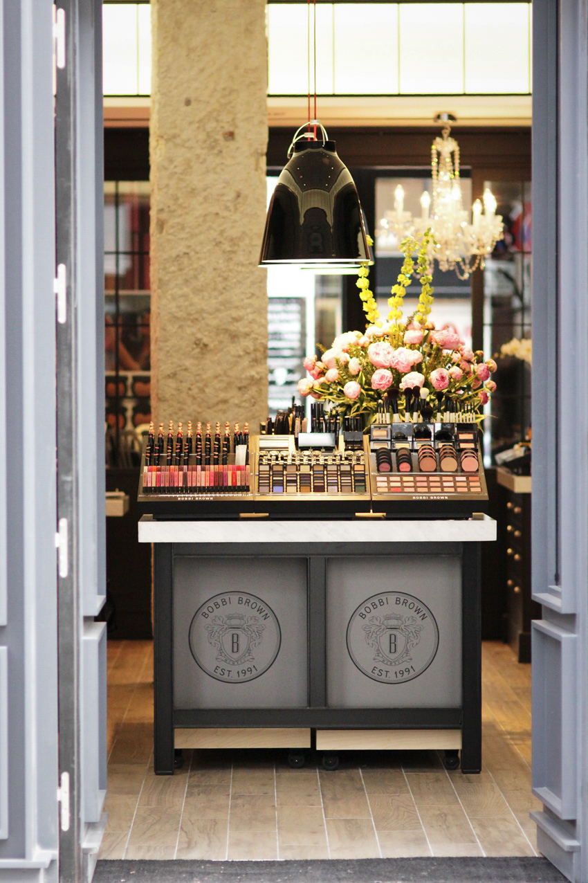 Bobbi brown boutique Lyon