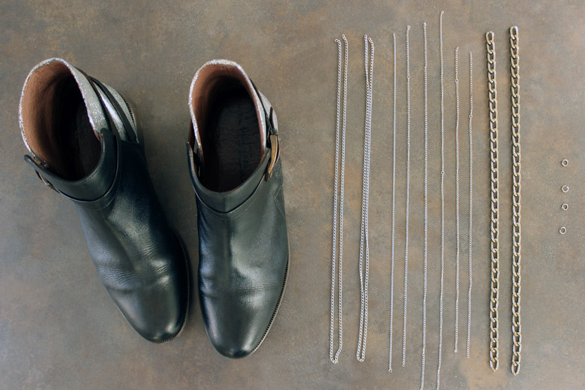 DIY chaussures cuire Artlex blog