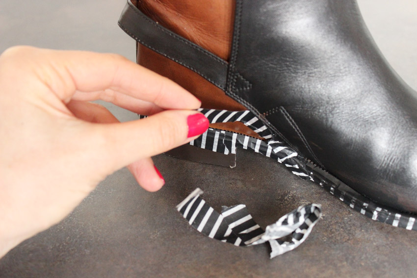 إجعلي من حذائك القديم حذاءا عصريا راقيا... Blog-mode-et-DIY-lyon-artlex