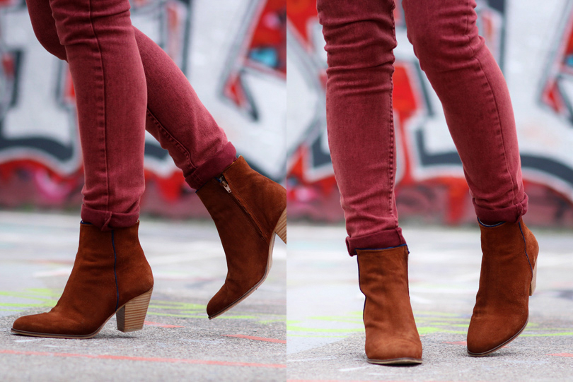 bottes bobbies La Muse