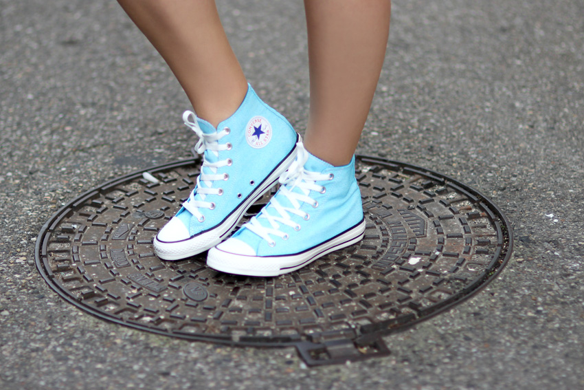 Converse fluo Da shoes Artlex