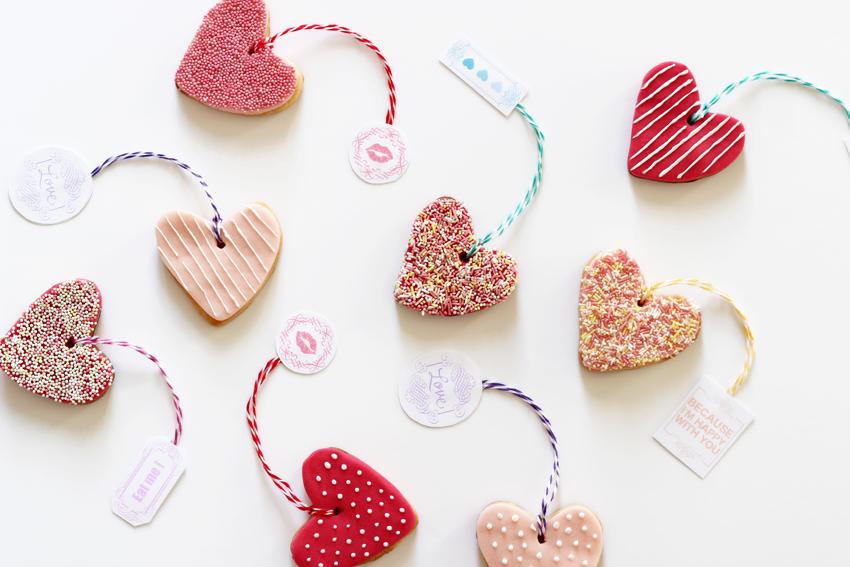 DIY saint valentin gateau coeur