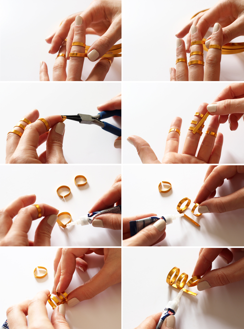 Do your midi rings - Artlex blog DIY