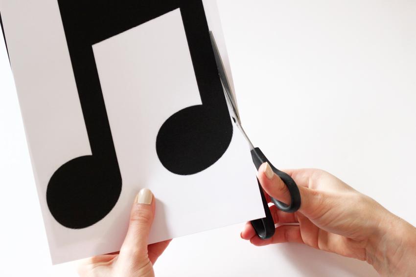 note de musique 1