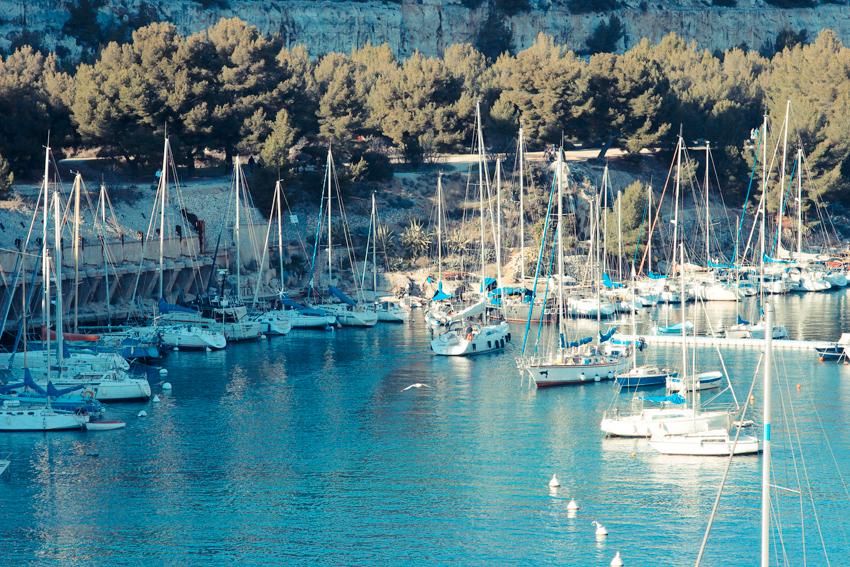 port miou Cassis 2