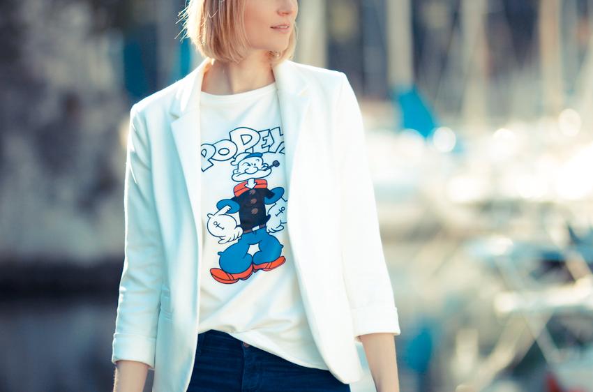 tee-shirt popeye
