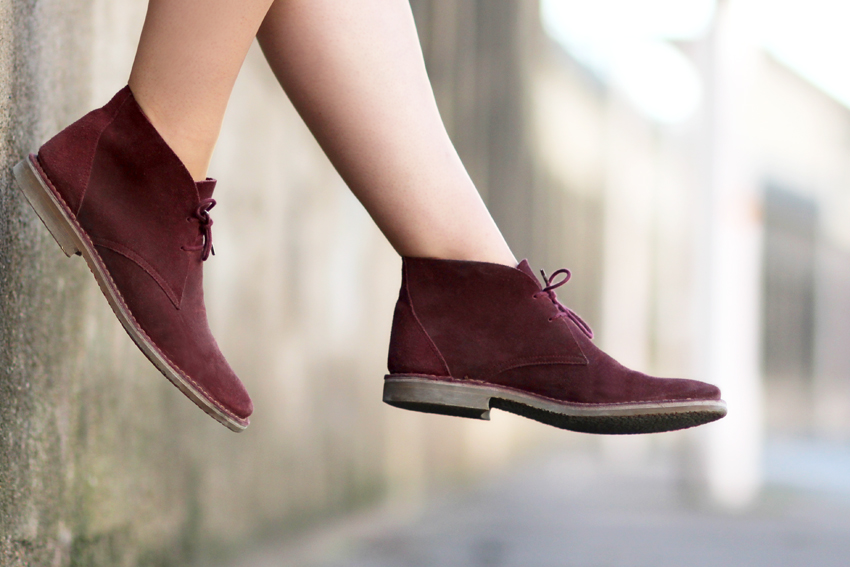 Boots-lacées-shoes-Bensimon