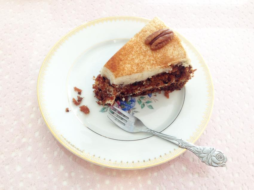 carrot cake buttercup lyon