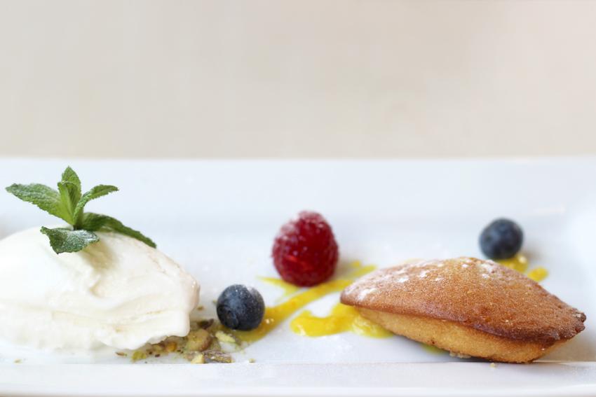 dessert madeleine