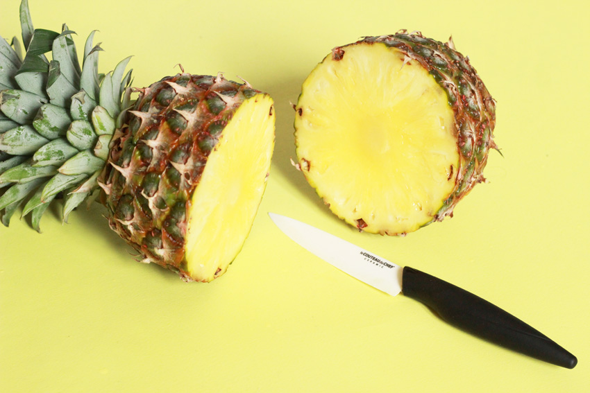 3 recette ananas