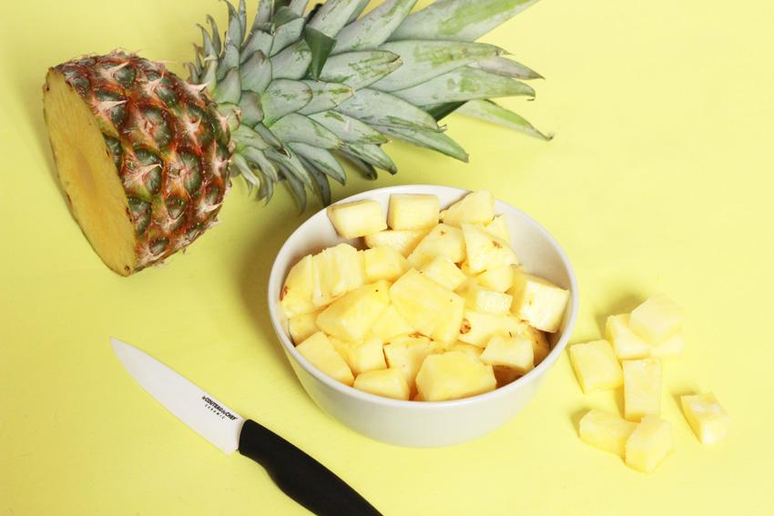 4 recette facile dessert ananas