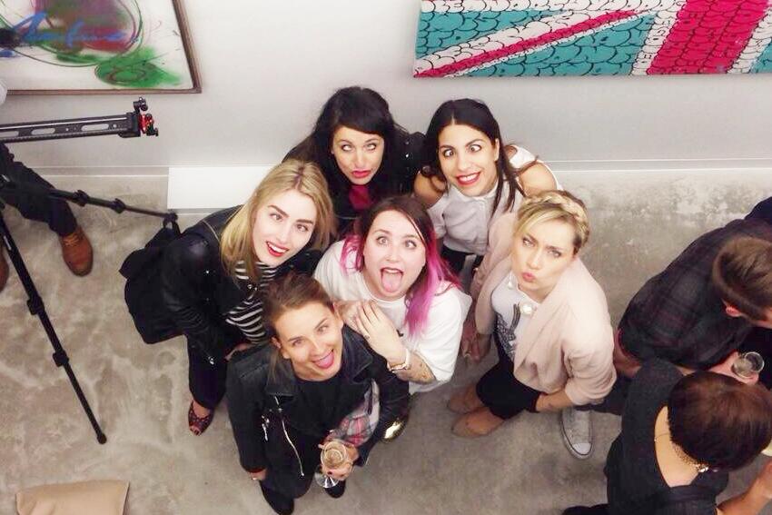 Blogueuses à Londres