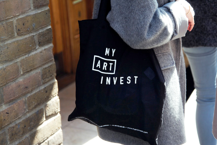 My Art invest London