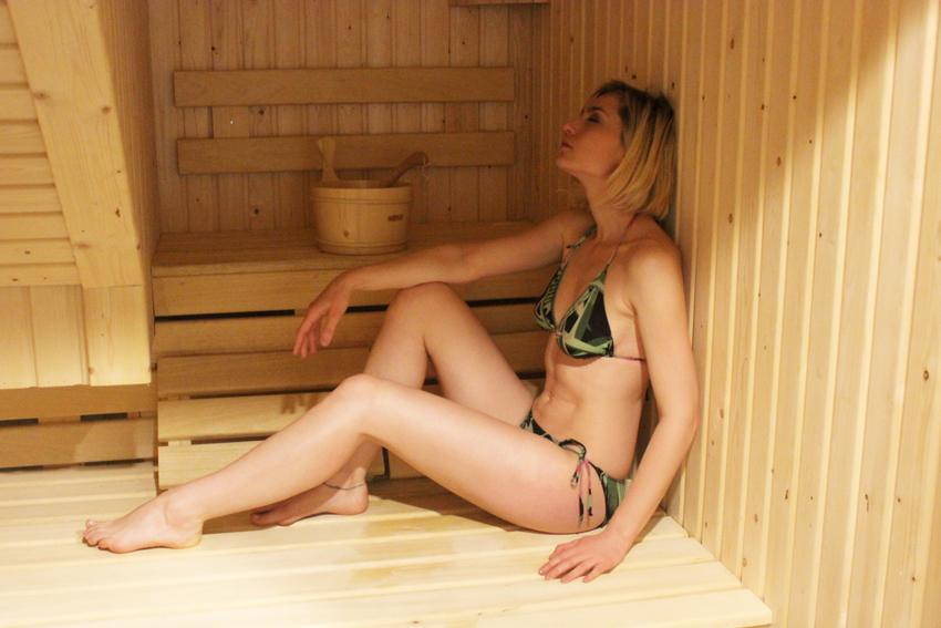 Sauna Lyric Hotel