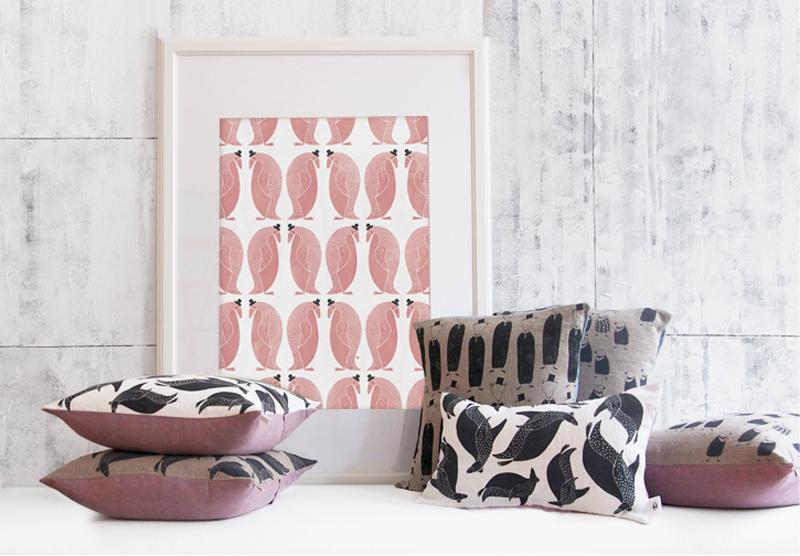 designer textile sara odman