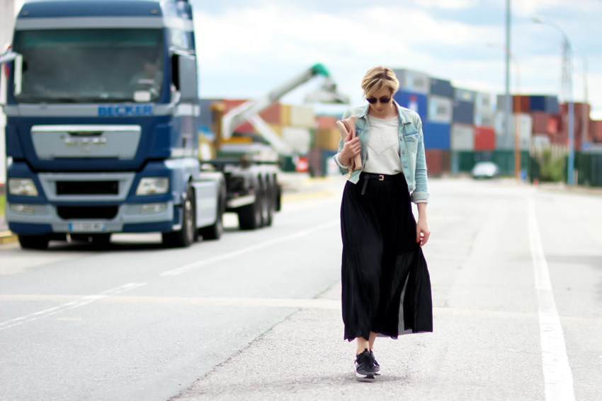 French Street style Artlex outfitoftheday
