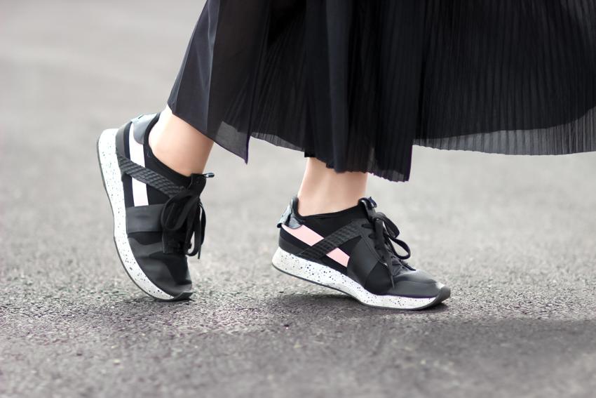 running Zara