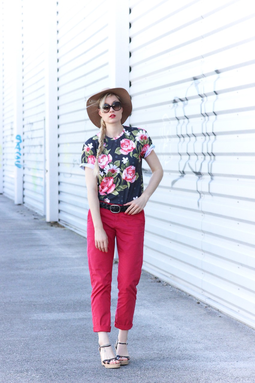 street style flower outfitoftheday artlex