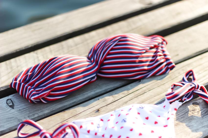 maillot de bain pour l'été