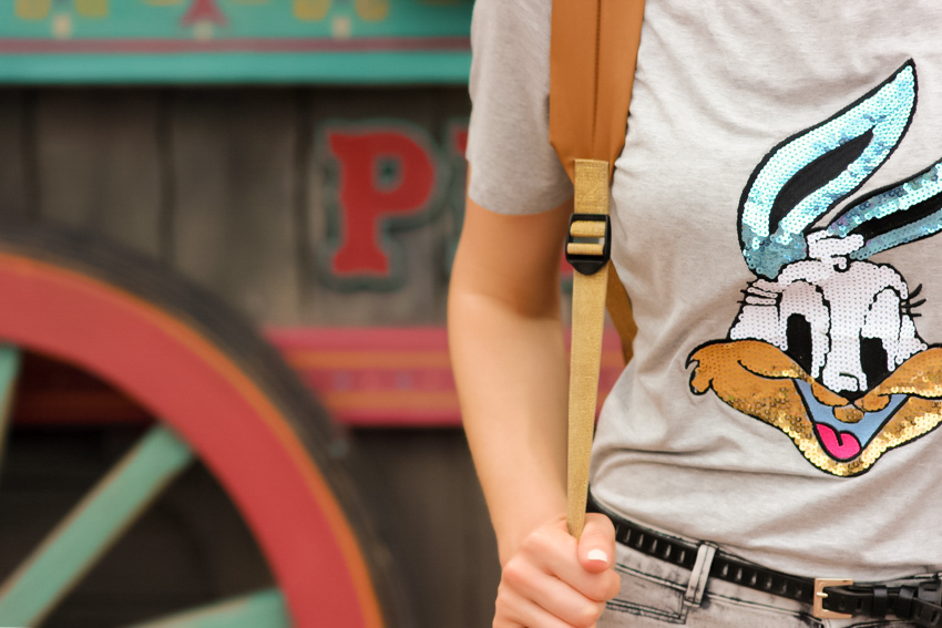 tee shirt bug bunny
