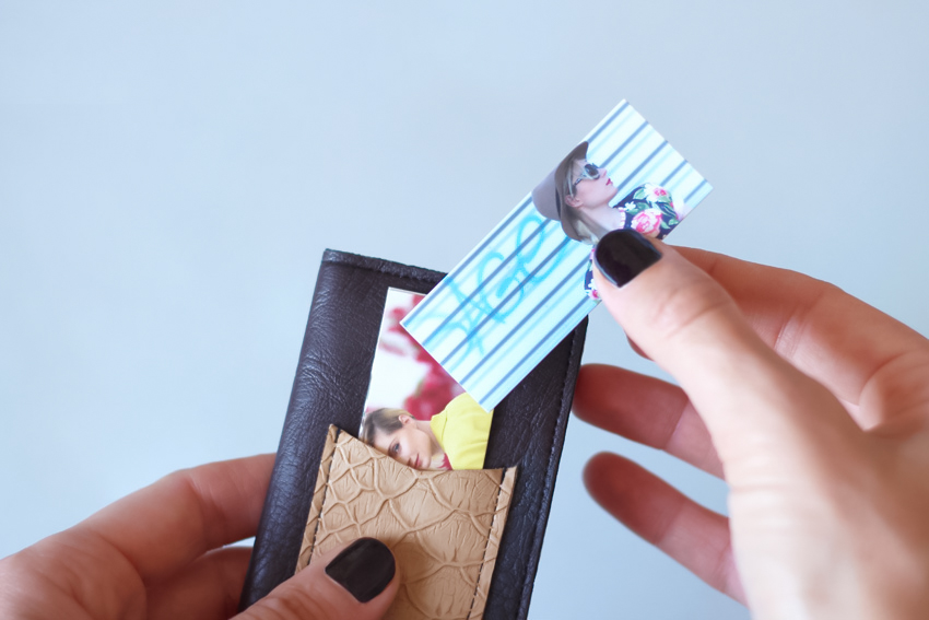 card holder DIY