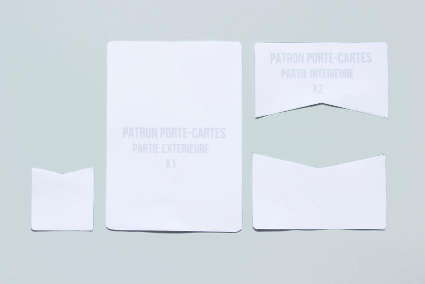 porte-cartes patrons